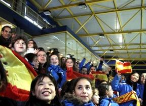 Leganés se vuelca con Javier Fernández