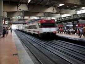 Llevar el Cercanías hasta Toledo costará 69'7 millones de euros