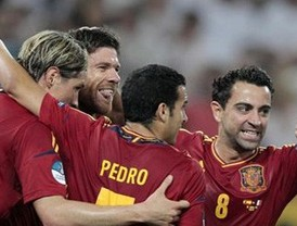Xabi Alonso le dice 'au revoir'a Francia y nos mete en semifinales