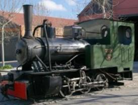 Vuelve el tren de vapor de Arganda del Rey