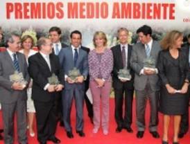 La Comunidad, la Cámara y CEIM entregan los Premios de Medio Ambiente 2009