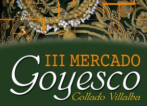 Collado Villalba celebra su III Mercado Goyesco