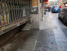 Una olla abandonada en el centro de Madrid provocó la alarma
