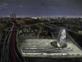 La nueva sede del BBVA estará terminada en 2011