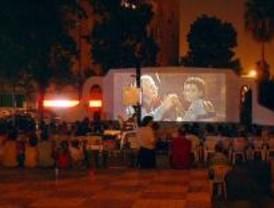 Este jueves comienza en el Parque de la Bombilla el Festival Cine de Verano