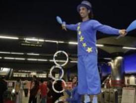 Europa se da a conocer en Madrid con actividades culturales de los más diversas