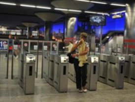 Interrumpida la línea 10 de Metro entre Tres Olivos y Begoña