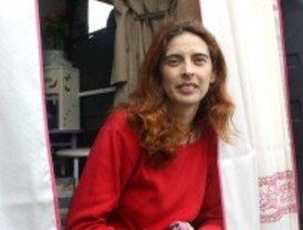 La activista de Getafe abandona su huelga