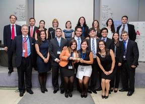 La Pontificia Universidad Católica del Perú, la Universidad Jaume I De Castellón y el Centro Universitario Villanueva, premiados en la competición internacional Moot Madrid 2015
