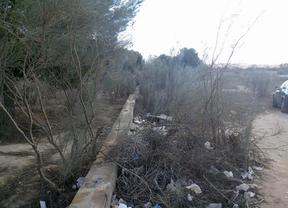 Las Lagunas de Perales del Río pierden la valla de protección por los robos
