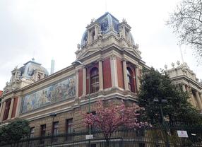 Escuela de Minas: un palacio de Velázquez para formar ingenieros