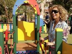 La remodelación de Olof Palme devuelve el parque a los vecinos