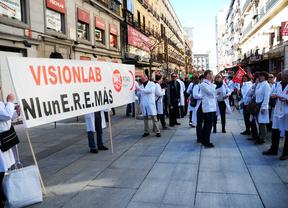 Visionlab retira el ERE tras dos días de huelga en Madrid