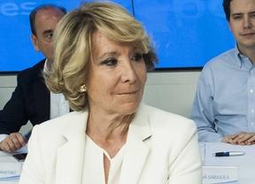 Aguirre no se presentará a la reelección de la Presidencia del PP de Madrid