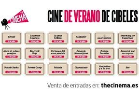 El cine de verano llega a 36 municipios