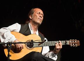 Madrid suena al toque eterno de Paco de Lucía en el Día de la Música