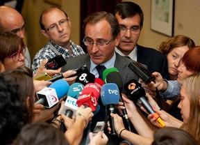 Ministro de Sanidad, Servicios Sociales e Igualdad, Alfonso Alonso