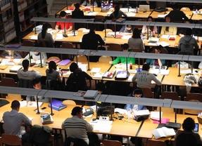 La biblioteca Leon Tolstoi de Las Rozas amplía su horario por los exámenes