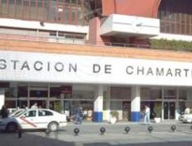 Nuevo servicio de información en la estación de Chamartín