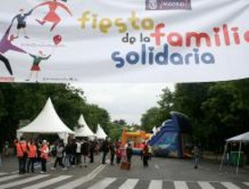Fiesta de la 'Familia Solidaria'