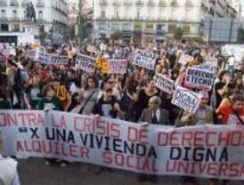 'V de Vivienda' se manifiesta por la vivienda digna