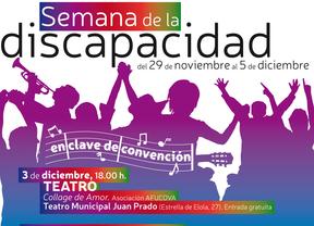 Valdemoro celebra la semana de la discapacidad