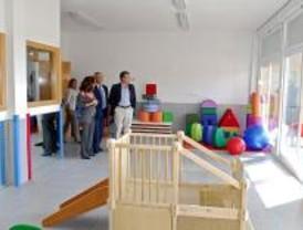 Inaugurada una Casa de Niños en Bustarviejo