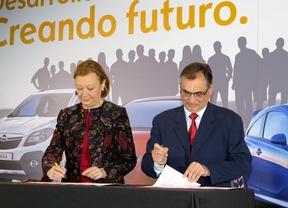 General Motors España contratará más de 1.400 empleados