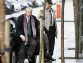 Garzón se incorpora a su juzgado tras recuperarse de una crisis de ansiedad
