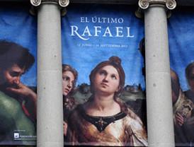 El Prado rebusca en los últimos años de Rafael