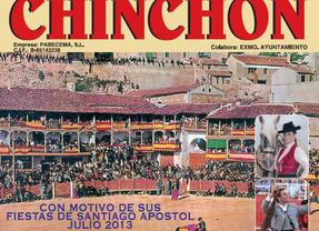 Cartel de las fiestas de Chinchón
