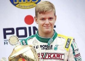 El hijo de Schumacher sufre un accidente
