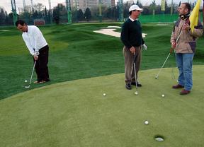 Vecinos y ecologistas alegan contra el campo de golf del Canal