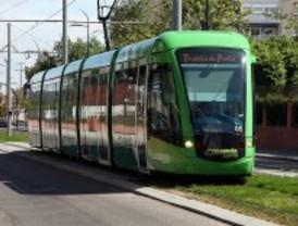 Restablecido el servicio en el tranvía de Parla