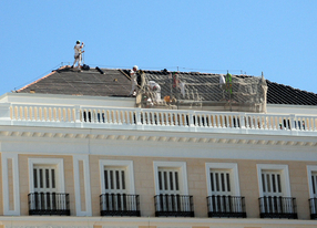 Bajan un 44% los accidentes laborales mortales en Madrid