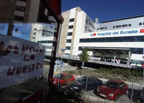 Hospital del Sureste (Arganda del Rey)
