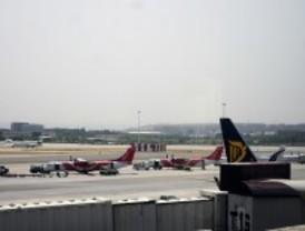 Retrasos y cancelaciones en los vuelos con Francia