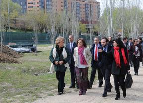 Un nuevo parque en la calle Pedro Bosch