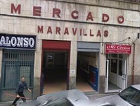 Fallece un trabajador en un mercado de Tetuán