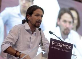 Pablo Iglesias es proclamado secretario general de Podemos con el 88,6% de los votos