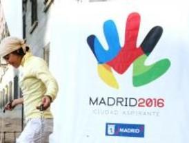 Madrid acude a Atenas convencida de que superará el 'corte' del COI