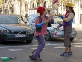 Parla acoge el II Encuentro Internacional de Circo