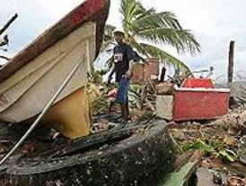 Madrid envía ayuda a los afectados por los huracanes en Haití