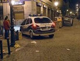 Madrugada tranquila en Malasaña tras dos noches de enfrentamientos