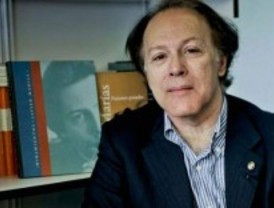 Javier Marías rechaza el Premio Nacional de Narrativa
