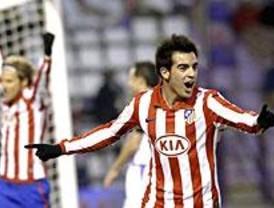 El Atlético resurge aplastando al Valladolid por goleada