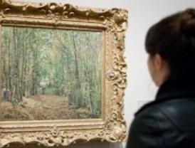 El Thyssen acoge el impresionismo de Pissarro