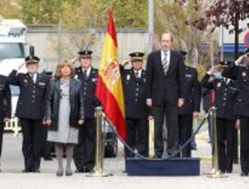Madrid incorpora 1.467 nuevos policías nacionales