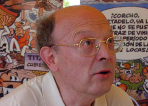 El dibujante Francisco Ibáñez (archivo).
