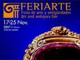 Feriarte presenta un Sorolla de 2 millones y arte a 100 euros